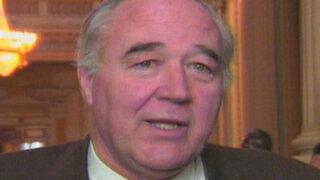 García Belaúnde: Actitudes de algunos parlamentarios dañan imagen del Congreso