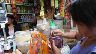 Precios de arroz, fideos y leche hasta las nubes en mercados de Lima