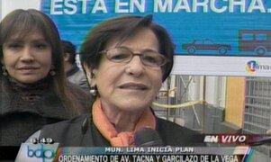 Municipalidad de Lima reorganizará más mercados para implantar el orden