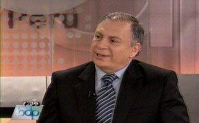Hugo Guerra: Es imposible que ministra de Educación sea salvada por la campana