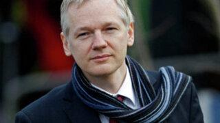 Julian Assange exige a Inglaterra y Suecia acatar fallo de la ONU y lo liberen