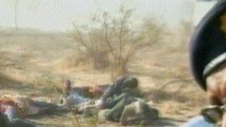 Sudáfrica: cruenta represión policial contra mineros deja 18 muertos