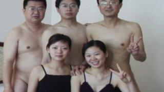 Escándalo en China: destituyen a políticos por supuesta orgía sexual