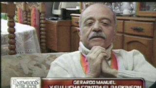 Gerardo Manuel y su lucha contra el mal del Parkinson