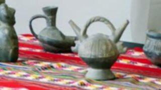 Perú recupera 1700 piezas arqueológicas y obras de arte
