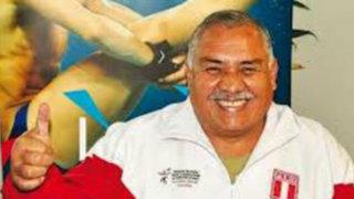 Pompilio Falconí nos representará en Juegos Paraolimpicos Londres 2012
