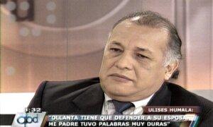 """Ulises Humala: Alexis no es propietario de """"Krasny"""", él vendió sus acciones"""