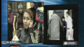 Asaltantes rompen la cabeza a mujer que impidió que robaran su casa