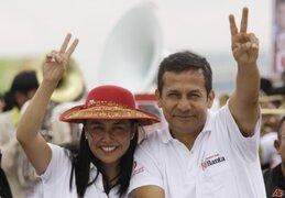 GFK: La gente percibe más liderazgo en Nadine que en el presidente Humala