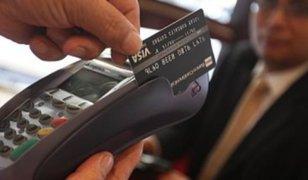 Clonación de tarjetas de crédito serían penadas con cárcel efectiva