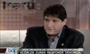 Alcalde de La Molina: Caso de invasión de terreno está judicializado