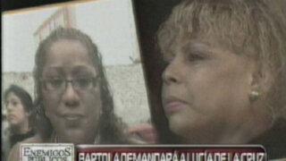 Bartola demandará a Lucía de la Cruz tras polémicas declaraciones