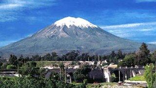 Preocupación en Arequipa por ola de sismos en el Misti
