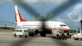 Ollanta Humala volvería al país en avión comercial tras desperfecto
