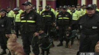 Santuario de Santa Rosa de Lima tendrá sistema de seguridad especial