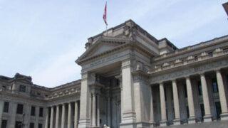 Poder Judicial amenaza con demandar al Estado ante cortes internacionales