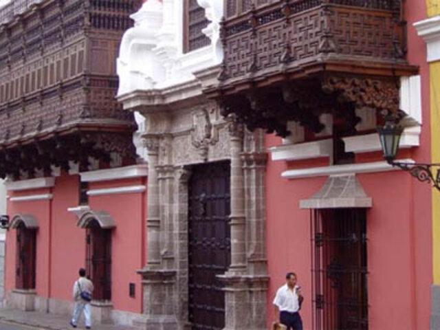Perú responde a nota de protesta de Chile por