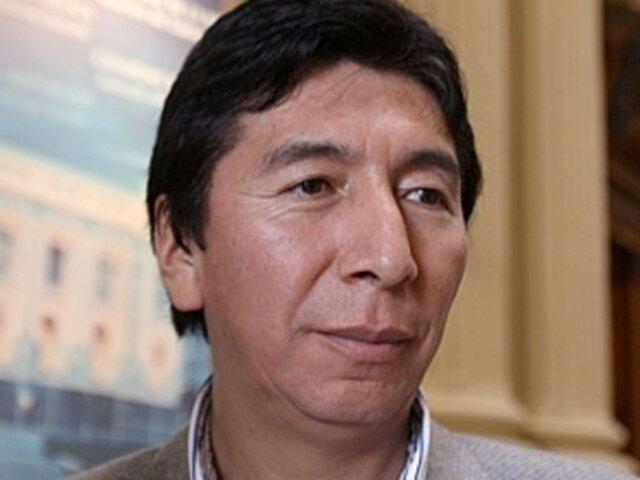 Hildebrando Tapia rechazó los comentarios desatinados de la televisión chilena