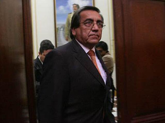 Jorge del Castillo puede ser el candidato presidencial del Apra