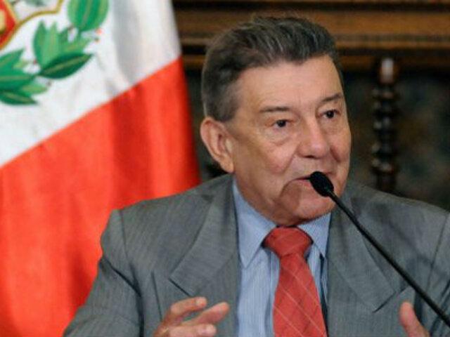 OEA respalda a Ecuador y rechaza intervención británica en su embajada