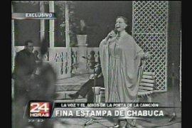 Archivo de oro: Deléitese con la música de la gran Chabuca Granda