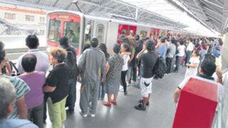 Fernando Deustua: Reforzaremos comunicación con usuarios del Tren Eléctrico