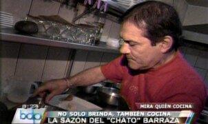 """Mira quién cocina: La sazón del """"Chato"""" Barraza"""