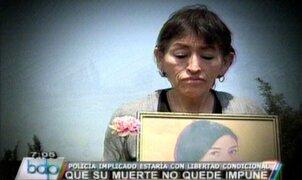 Madre de Brigitte Acuña clama justicia a casi dos años de la tragedia