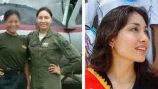 'Camarada William' fue quien asesinó a la capitana PNP Nancy Flores