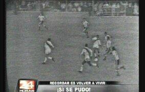 Recordar es volver a vivir: Perú-Argentina en el mundial de México 70