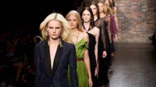 Diseñador peruano brilló en la Semana de la Moda de Nueva York