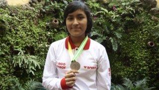 Peruana Aurora Felix brilla en Olimpiada Juvenil Mundial de Ajedrez