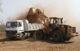 Obras públicas correrían riesgo por modificación de ley