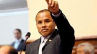 Congresistas de Fuerza Popular descartan posible renuncia de Federico Pariona