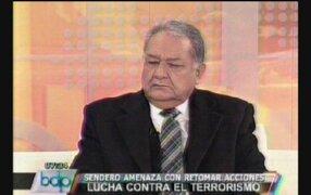 Galindo: No estamos absolutamente preparados para vencer al terrorismo