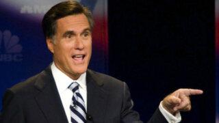 VIDEO: Mitt Romney descalifica a simpatizantes de Obama
