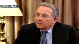 Colombia: Expresidente Álvaro Uribe lanza su candidatura al Congreso