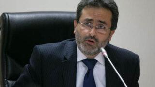 Premier Jiménez: Gobierno descarta interferencia en el Poder Judicial