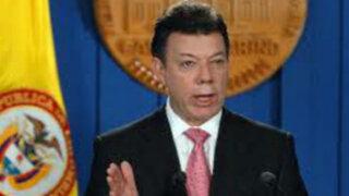 Colombia amenaza con retirarse del Pacto de Bogotá