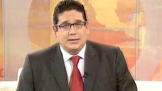 Jaime Chincha invita a Diego García Sayán a debatir sobre liberación de terroristas
