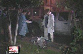 Hombre falleció luego de ser embestido por un auto en Breña