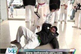 Defensa personal para ellas: El taekwondo es una buena alternativa