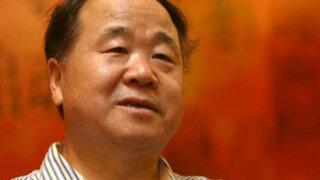 Escritor chino Mo Yan obtiene el premio Nobel de Literatura 2012