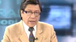 Ciro Castillo: Todas las pruebas señalan que asesinaron a mi hijo