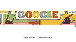 Google rinde homenaje a 'El pequeño Nemo en el país de los sueños'