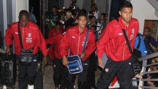Omar Ruiz desde Asunción: Selección peruana se instaló en Paraguay