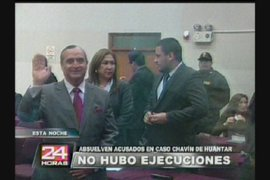 Vladimiro Montesinos fue absuelto en caso Chavín de Huantar