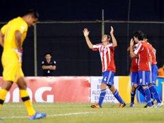 Perú nunca apareció y cayó 1 a 0 frente a Paraguay