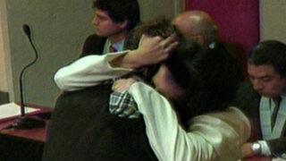 Eva Bracamonte recibe a sus primeras visitas luego de sentencia