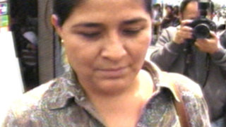 Nancy Obregón responde por supuestos vínculos con Movadef